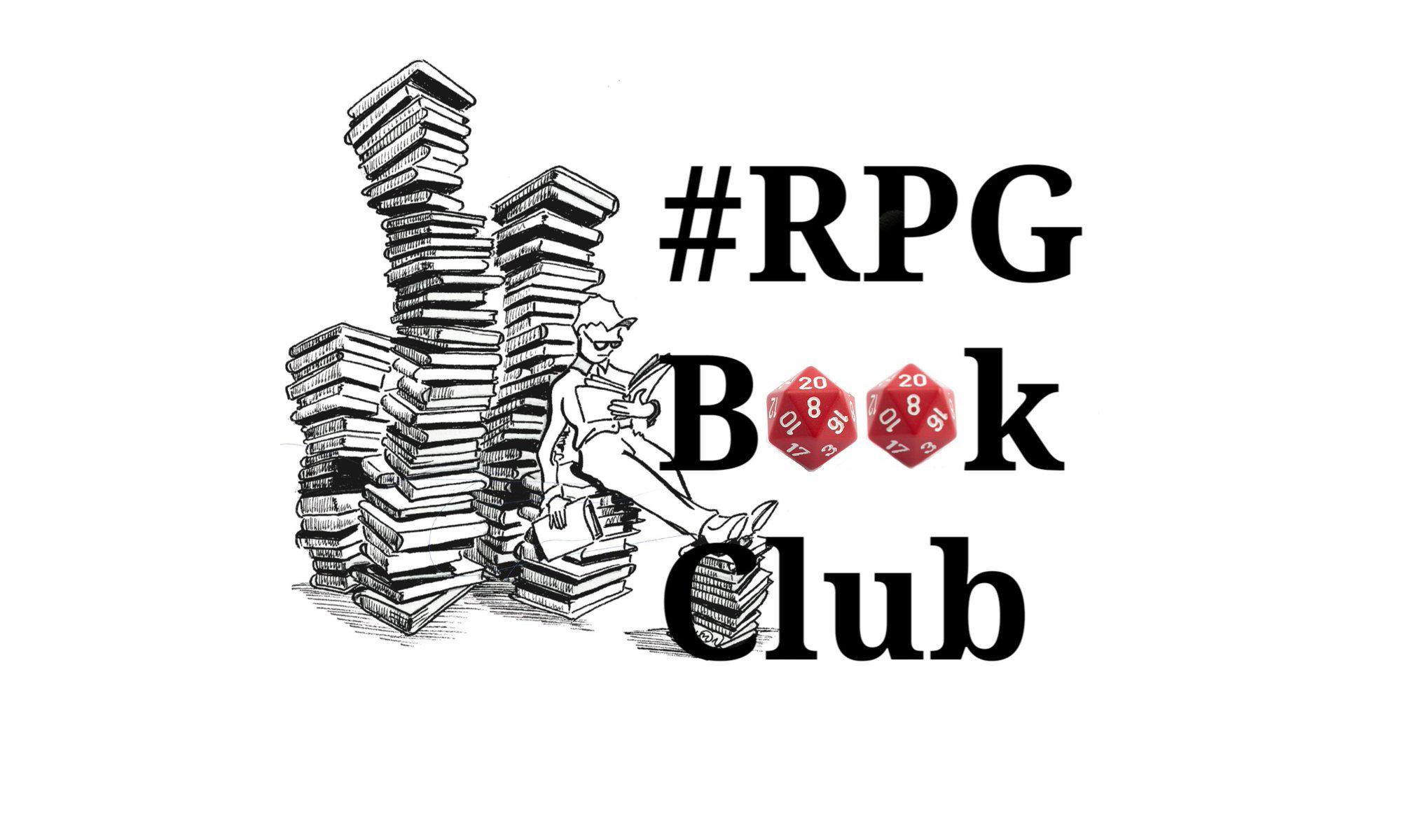 #RPGBookClub