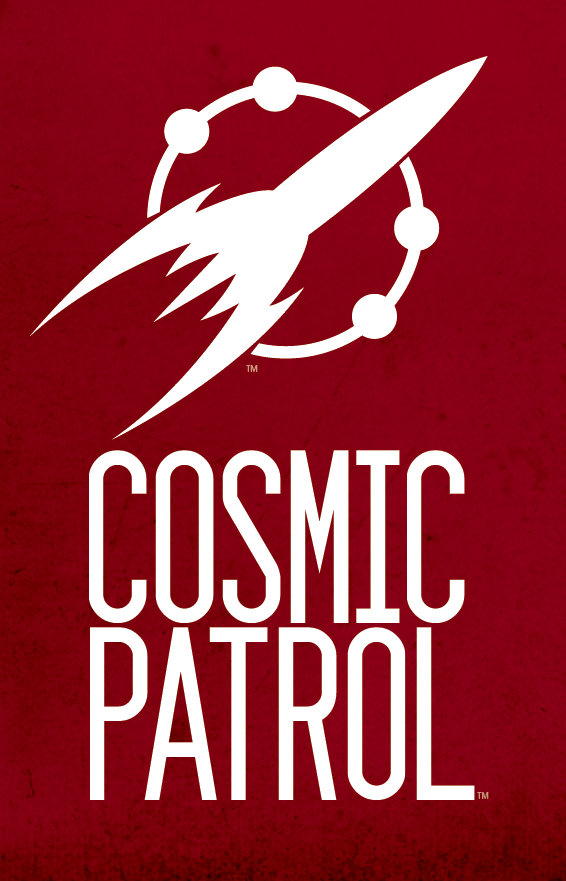 Cosmic Patrol Cover